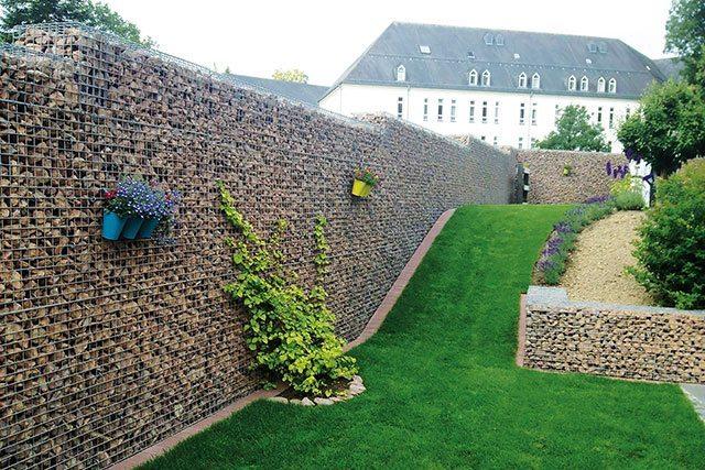 Afvoergoot Tuin Gamma : Vb beton u2013 betonnen keerwanden en prefab elementen