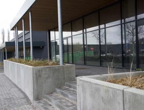 Bloembakken Mechelen